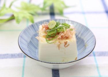 豆腐の5つの効果効能が凄い!美肌になる食べ方でキレイになる