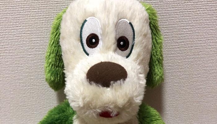 NHKのわんわんの声優はチョーさんです。