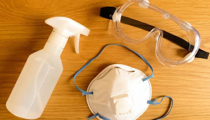 新型コロナウイルスに備えて準備するものをご紹介しています。