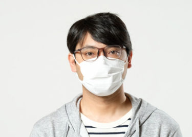 マスクでメガネが曇る理由について解説します。