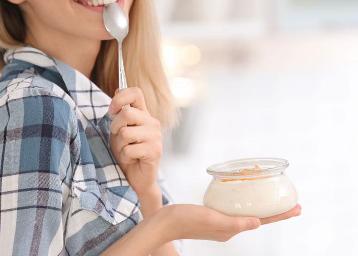 ヨーグルトを食べる適切な量は?